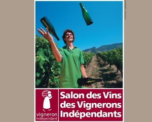 Salon des vins des vignerons ind pendants agenda - Invitation salon des vignerons independants ...