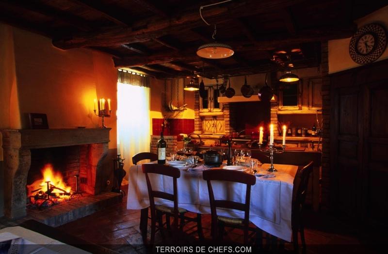 Alain passard au domaine de murtoli - Domaine de murtoli restaurant ...
