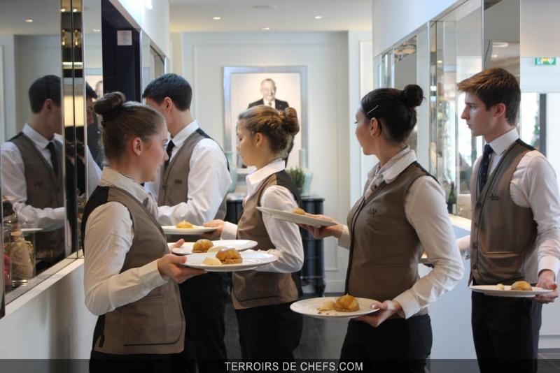 Ouverture Dun Restaurant école à Lyon