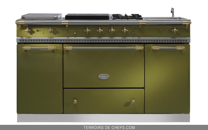 Piano cuisson lacanche elegant piano en cuisine piano de - Table de cuisson lacanche ...