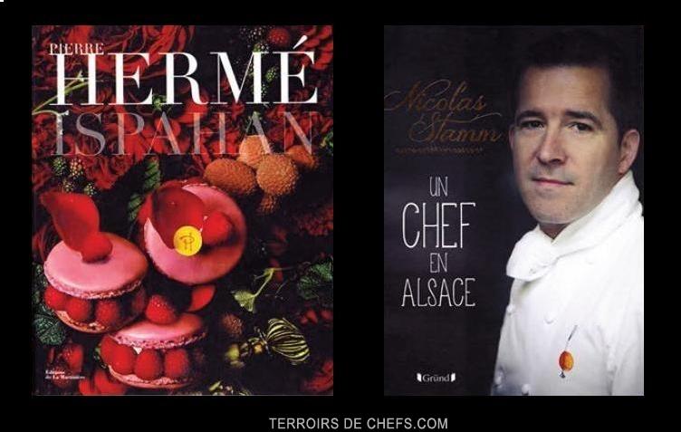Champignons du chef r gis marcon gagnant du prix bohrer 2013 - Livre cuisine chef etoile ...