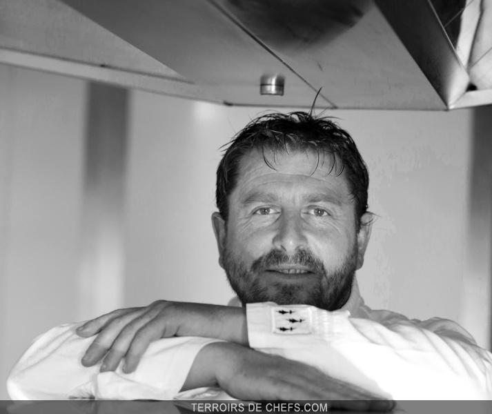 Glazicks Des Étoilé Chef L'auberge À De Bellin Portrait D'olivier 0YqBgx7