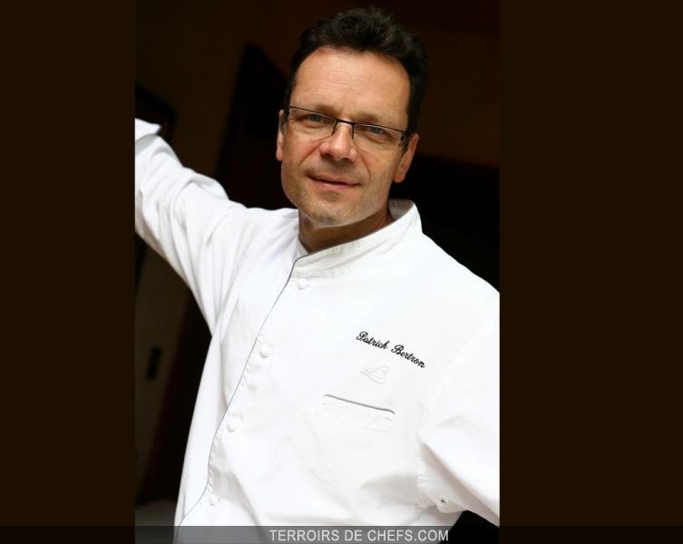 Portrait de chefs cuisiniers dominique loiseau et for Cuisinier loiseau