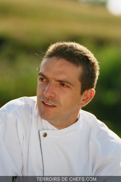Portrait de chef cuisinier s bastien bras for Cuisinier bras