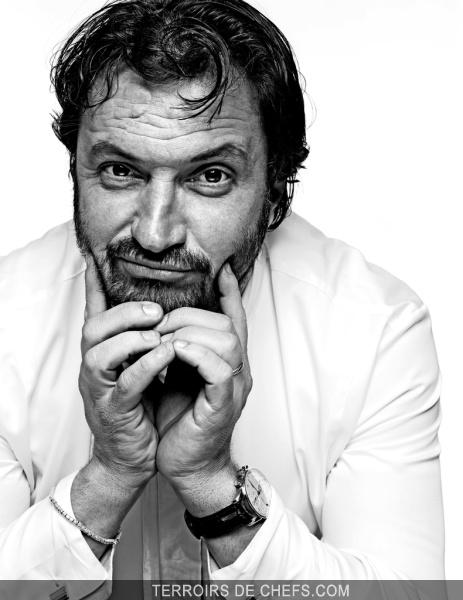 Yves camdeborde portraits de chefs chefs terroirs de for Cuisinier yves camdeborde