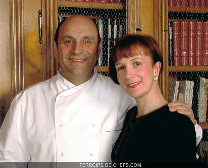 Bernard loiseau vingt ans apr s for Cuisinier loiseau