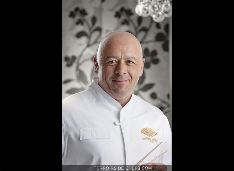 Echos De Chefs Thierry Marx Ouvre Une Ecole De Cuisine Pour
