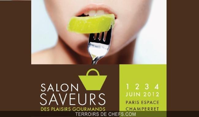 Salon saveurs des plaisirs gourmands rendez vous for Salon saveurs