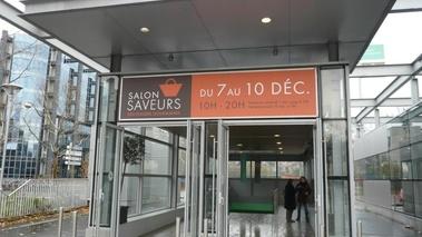 Salon saveurs des plaisirs gourmands 2012 ev nements news terroirs de chefs - Salon saveurs espace champerret ...