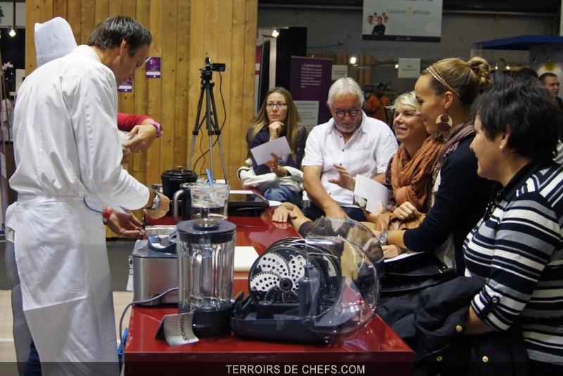 Salon cuisinez avec m6 ev nements news terroirs de chefs - France 2 cuisinez comme un chef ...