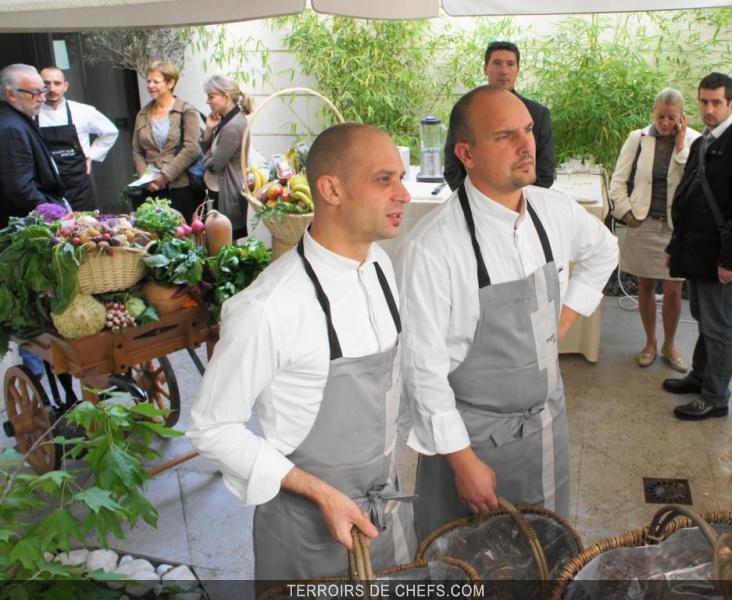Journ e du patrimoine vivant au plaza ath n e le 12 for Atelier guy martin cours cuisine