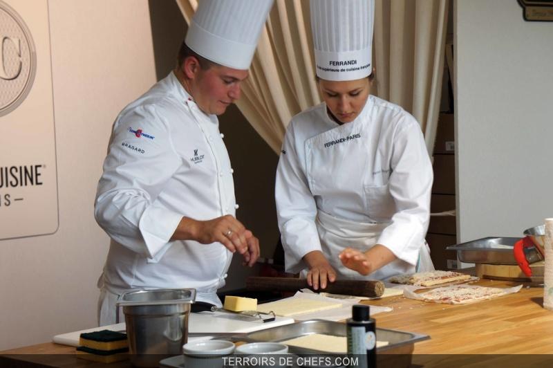 Haute cuisine paris ev nements news terroirs de chefs for Recherche chef de cuisine paris