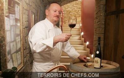 Portrait de chef cuisinier marcel et lucien keff for Dans keff