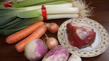 Le boeuf paleron gite plat de c tes joue de b uf - Comment cuisiner du jarret de boeuf ...