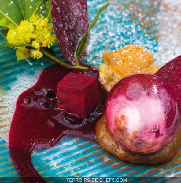 Betterave rouge souffl e en sucre pulpe de pruneaux for Acide tartrique en cuisine