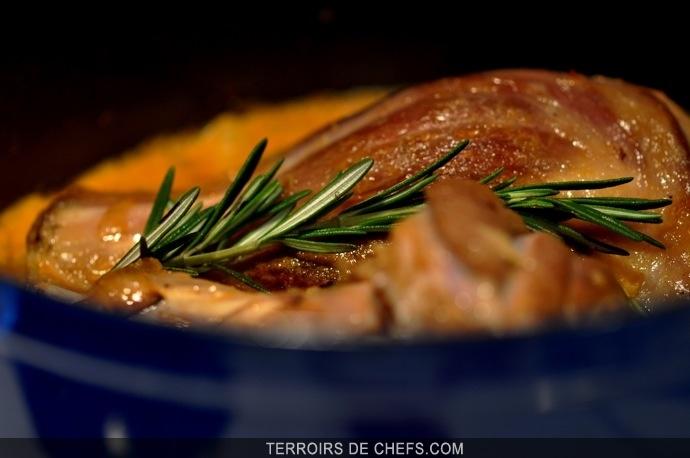 Jarret de veau caram lis au citron pic le veau version moyen orientale - Comment cuisiner le jarret de veau ...