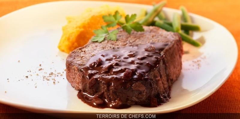 pav de boeuf plat principal viandes et volailles r gionales recettes terroirs de chefs. Black Bedroom Furniture Sets. Home Design Ideas