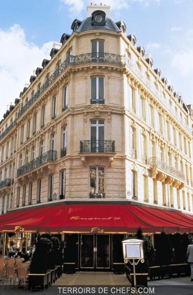 Fouquet U0026 39 S Paris    Guide Des Restaurants Parisiens    Des