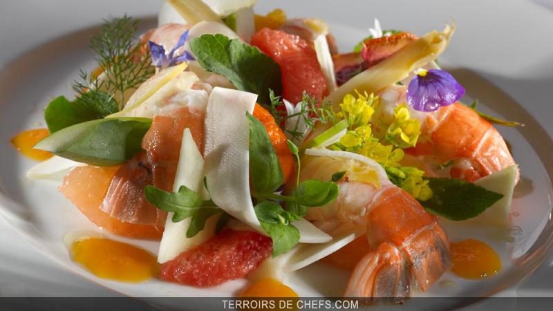 La cuisine at the royal monceau paris buzz chroniques terroirs de chefs - Royal monceau la cuisine ...