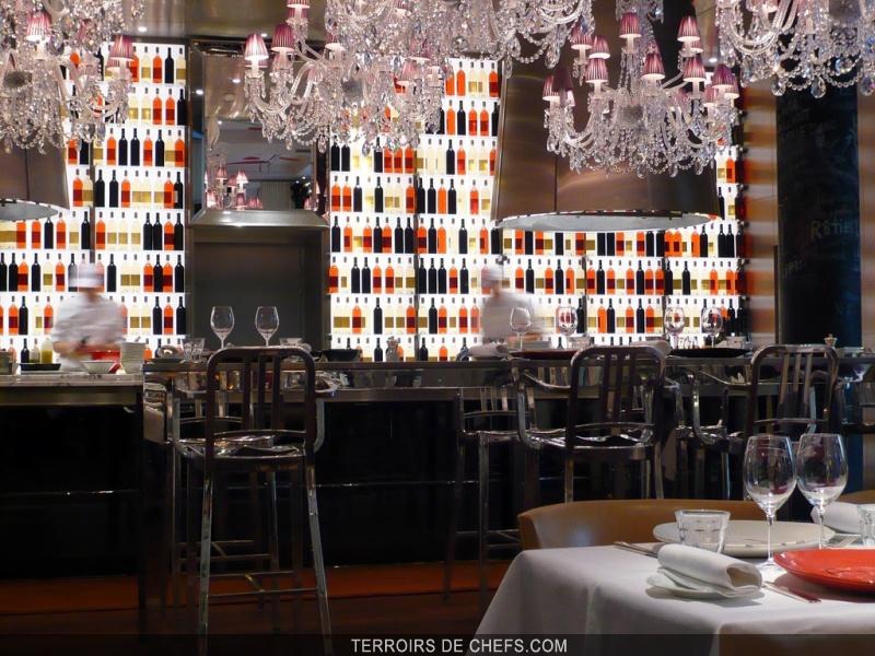 La cuisine at the royal monceau paris buzz for Restaurant cuisine du monde paris