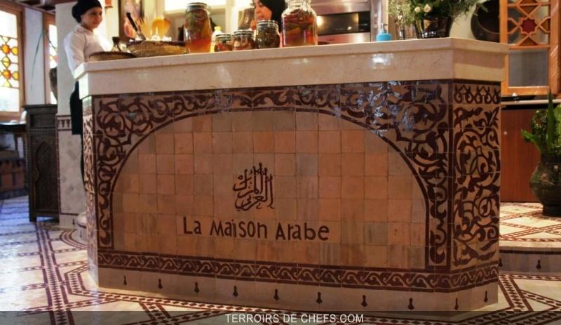 Cours de cuisine la maison arabe dans la palmeraie de - A la maison en arabe ...