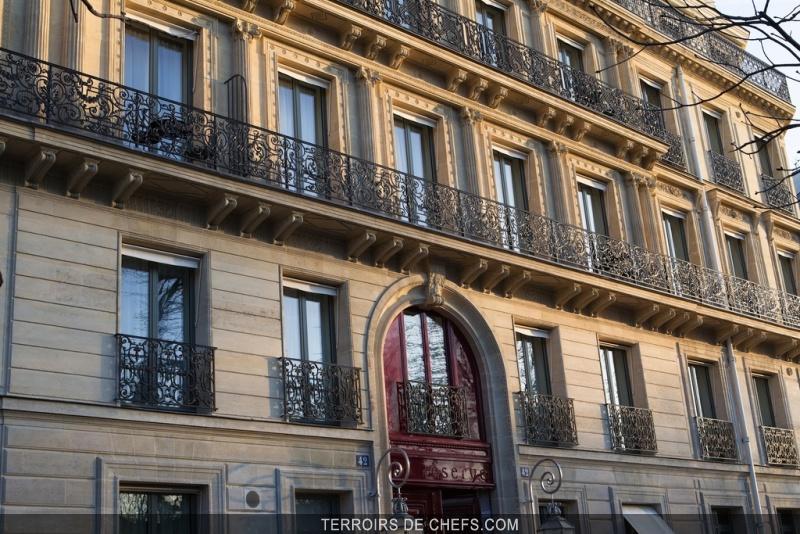 La Reserve Paris Hotel Et Spa