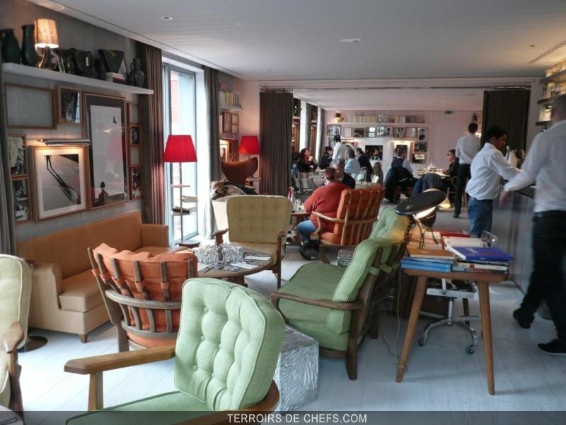 restaurant ma cocotte starck chef yannick papin bon recette parmentier de boeuf. Black Bedroom Furniture Sets. Home Design Ideas