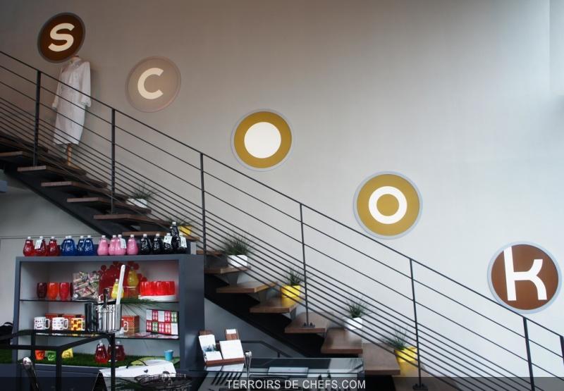 Cours De Cuisine Chez Scook Lécole Danne Sophie Pic à Valence