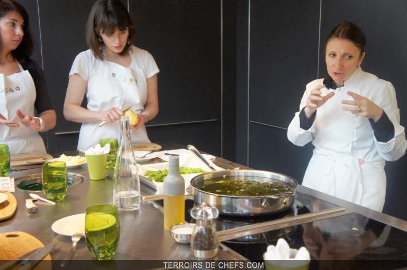 Cours De Cuisine Chez Scook Lécole DAnne Sophie Pic à Valence - Cours de cuisine valence